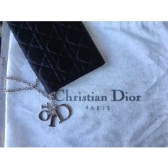 Sac pochette en tissu Dior LADY DIOR pas cher
