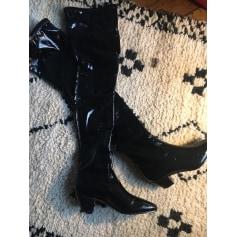 Overknee-Stiefel Maje