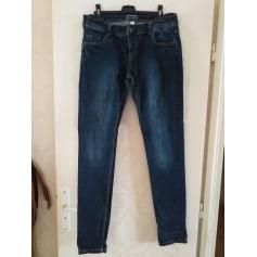 Jeans slim Promod  pas cher