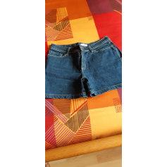 Short en jean La Redoute  pas cher