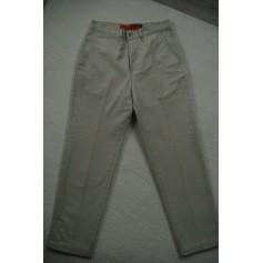Pantalon large three by one  pas cher
