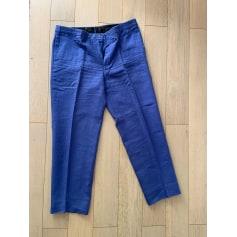 Pantalon droit Polo Ralph Lauren  pas cher