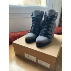 Wedge Ankle Boots Unisa