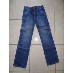 Jeans large, boyfriend La City  pas cher