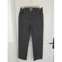 Jeans droit Damart  pas cher