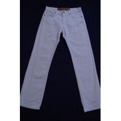 Pantalon droit malboro  pas cher