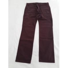Straight Leg Pants Celio