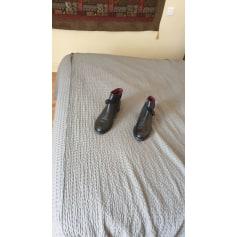 Bottines & low boots plates Patricia Miller  pas cher