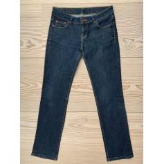 Jeans droit Hartford  pas cher