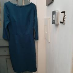 Robe mi-longue Nife  pas cher
