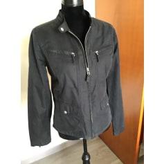 Zipped Jacket Côté Femme
