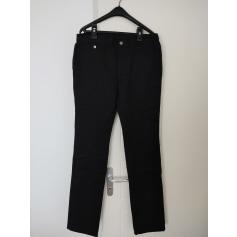 Pantalon slim Versace  pas cher