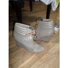 Wedge Ankle Boots Cosmoparis