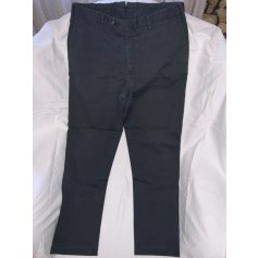 Pantalon slim Burberry  pas cher