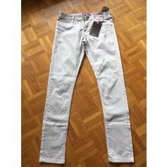 Pantalon droit Alcott  pas cher