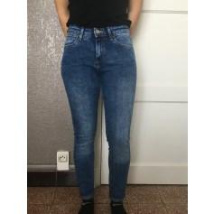 Jeans slim Wrangler  pas cher