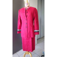 Tailleur robe Bleu Blanc Rouge  pas cher