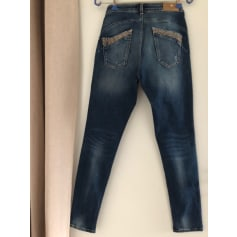 Jeans slim Kocca  pas cher