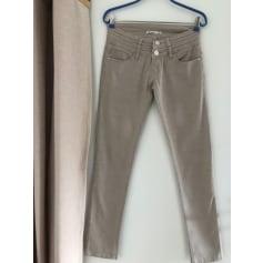 Jeans slim Clandjones  pas cher