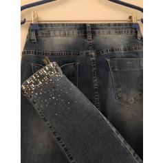 Jeans slim Ana & Lucy  pas cher