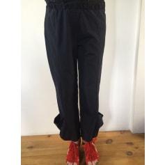 Pantalon droit La Mode est à Vous  pas cher