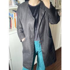 Manteau Soft Grey  pas cher