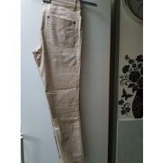 Pantalon slim, cigarette Mar Collection Woman  pas cher