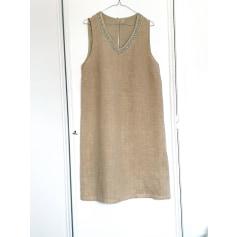 Robe courte 120% Lino  pas cher