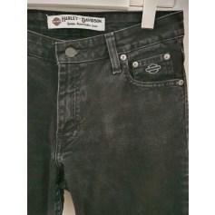 Jeans évasé, boot-cut Harley Davidson  pas cher