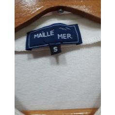 Manteau Maille -Mer  pas cher