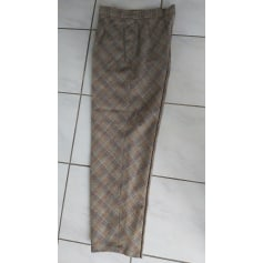 Pantalon droit Missoni  pas cher
