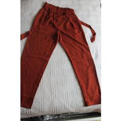 Pantalon droit SheInside  pas cher