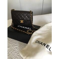 Sac à main en cuir Chanel Timeless - Classique pas cher