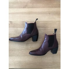 Bottines & low boots à talons Pertini  pas cher