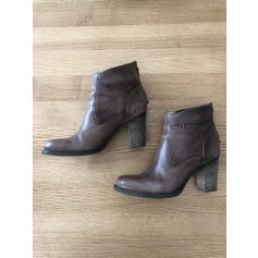 Bottines & low boots à talons Tremp  pas cher