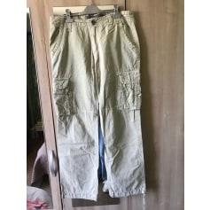 Pantalon droit KERZARRO  pas cher