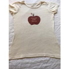 Top, Tee-shirt Organic Cotton tee  pas cher