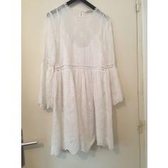 Robe mi-longue Zara  pas cher
