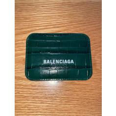 Porte-cartes Balenciaga  pas cher