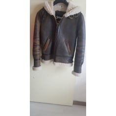 Manteau Schott  pas cher