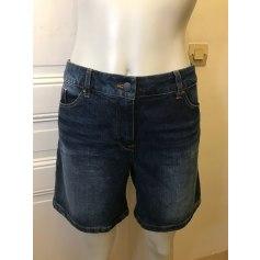 Short en jean Monoprix  pas cher