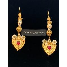 Boucles d'oreille Dolce & Gabbana  pas cher