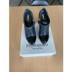High Heel Ankle Boots Yves Saint Laurent Tribute