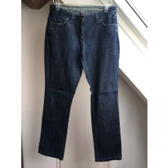 Jeans droit Miss Captain  pas cher
