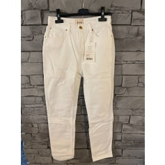 Jeans droit Sézane  pas cher