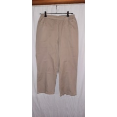 Pantalon droit EDMEE COLLECTION  pas cher