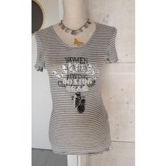 Top, tee-shirt Liu Jeans By Liu Jo  pas cher