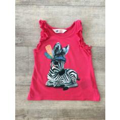Top, tee shirt H&M  pas cher