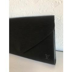 Sac pochette en cuir Louis Vuitton Multi-pochette accessoires pas cher