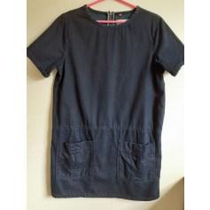 Robe en jeans Topshop  pas cher